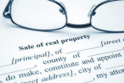 real estate abstracting